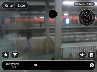 Augmented Reality, Layar-Layer für die Universität Duisburg-Essen
